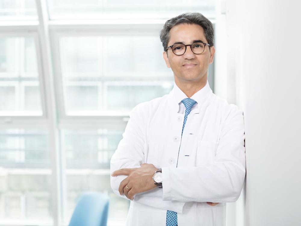 Dr. Ahmadi-Simab, Sklerodermie Zentrum Hamburg
