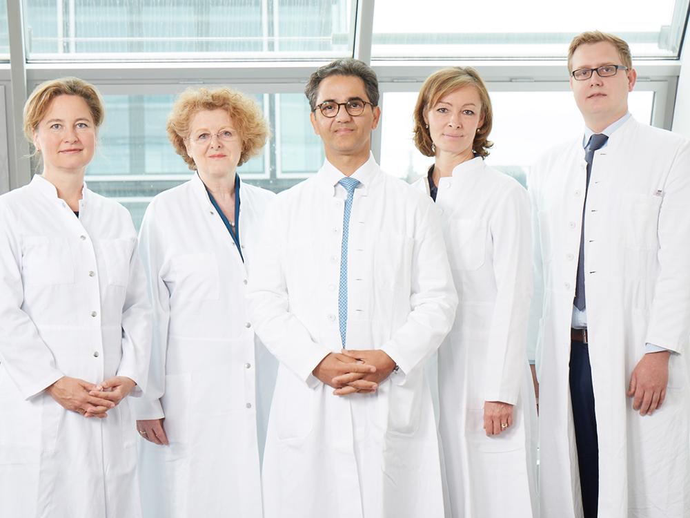 Experten-Team  Zentrum für Sklerodermie